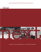 What Next Cover